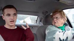Les conversations entre cet ado et sa grand-mère font le buzz sur Youtube