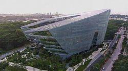 Devinez quel engin de Star Wars a inspiré ce bâtiment