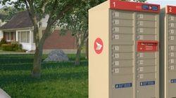 Boîtes postales communautaires : premières