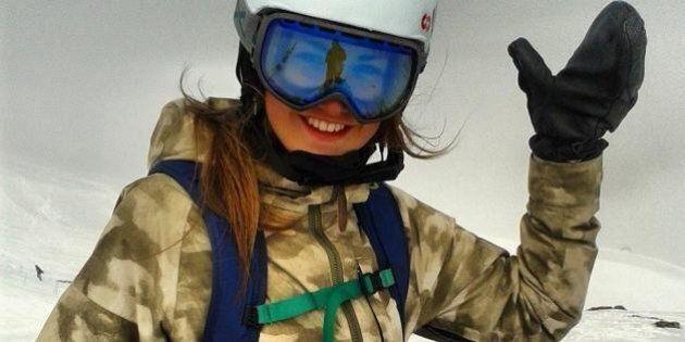 Snowboard Jamboree: Audrey McManiman a relevé un défi à sa mesure à la Coupe du monde de big