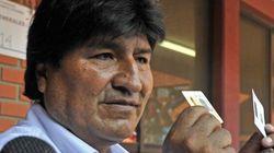 La Bolivie choisit Evo Morales une troisième