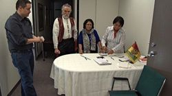 Les Canado-Boliviens votent pour la première fois à
