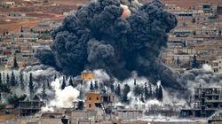Les CF-18 ont détruit une usine d'explosifs de