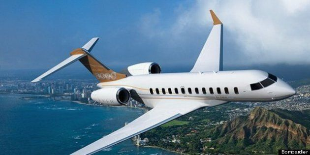Bombardier annonce une émission de bons de souscription évaluée à 750