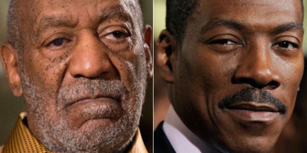 Eddie Murphy aurait refusé d'imiter Bill Cosby à «SNL», selon Norm