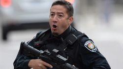 Fusillade à Ottawa: les photos de