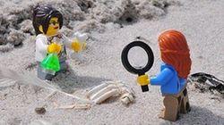 Il y a 17 ans, une vague de Lego s'échouait en Angleterre