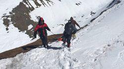 Népal: fin des recherches pour des survivants dans