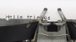«La police de caractères la plus détestée au monde» a sa propre machine à écrire