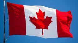 Le drapeau canadien célèbre ses 50