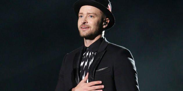 Justin Timberlake et 25 000 spectateurs souhaitent un joyeux anniversaire à un jeune admirateur