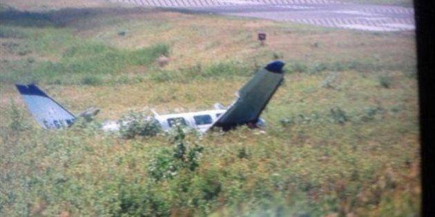 Deux morts dans l'écrasement d'une ambulance aérienne au
