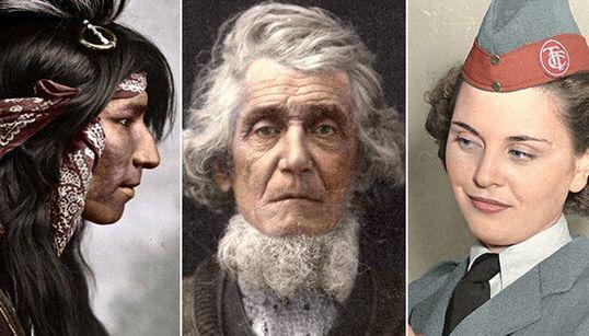 L'histoire du Canada en 33 photos d'archives de