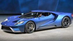 La nouvelle Ford GT va être construite en Ontario