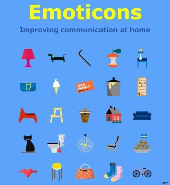 Ikea lance ses emojis via une application gratuite disponible sur iOS et Android