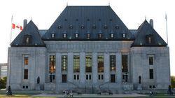 Cour suprême: audience historique pour les francophones de l'Alberta et de la