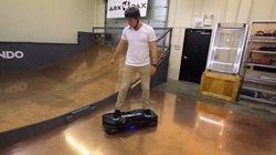 Le «Hoverboard» de Marty Mcfly pourrait devenir réalité en 2015