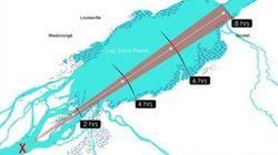 Une marée noire pourrait traverser le lac Saint-Pierre en 8 heures, selon une