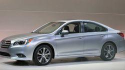 La Subaru Legacy élue Voiture canadienne de l'année