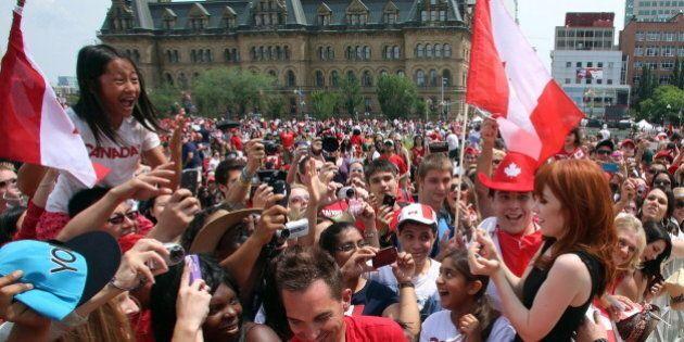 Fête du Canada: les festivités du 1er juillet à Montréal, Laval, Québec et