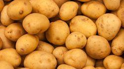Comment éplucher rapidement un sac entier de pommes de terre