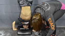 L'entraînement de crossfit attire de plus en plus
