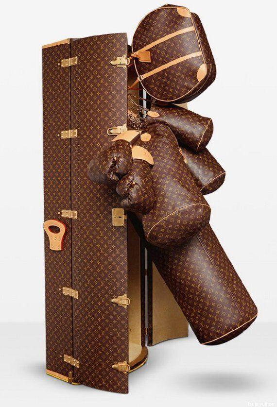 Sac de frappe de luxe: Louis Vuitton donne carte blanche à Karl