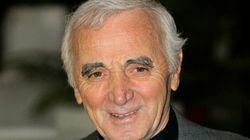 Charles Aznavour est sorti de