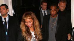 Beyoncé et Jay-Z se reposent à Londres
