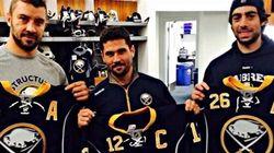 Brian Gionta sera capitaine des Sabres et Josh Gorges, un