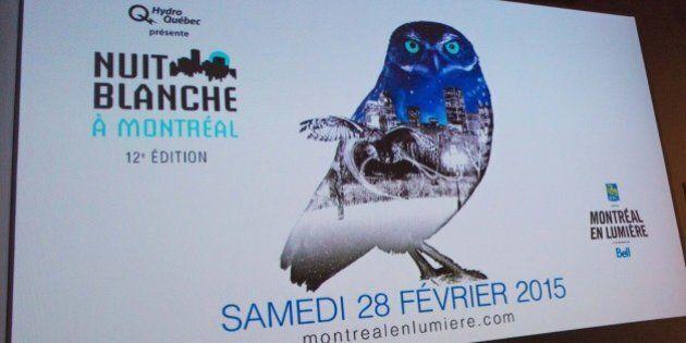 Montréal en lumière: multitude d'activités pour la 12e Nuit