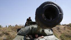 Kiev dit avoir «détruit» des blindés