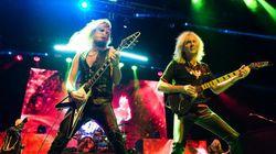 Judas Priest en feu au Centre Bell! (PHOTOS/