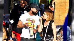 Shia LaBeouf et Kate Mara en amour?