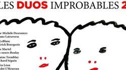 «Les Duos improbables 2»: des tandems inusités poussent la