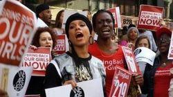 Enceinte, Alicia Keys manifeste pour les lycéennes