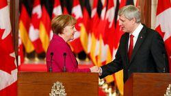Ukraine: Merkel dit avoir obtenu l'appui des États-Unis et du