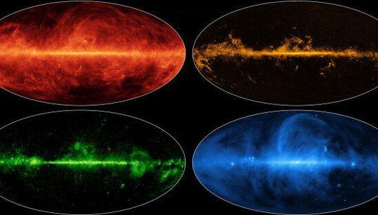 La Nasa dévoile de superbes images de la Voie lactée