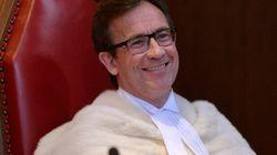Clément Gascon devient juge de la Cour suprême du