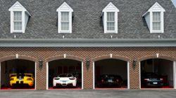 Voici les garages les plus chers du