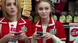 La fille de Johnny Depp et Vanessa Paradis au cinéma