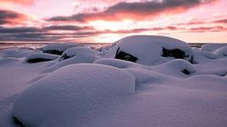 Les clichés magnifiques de l'hiver