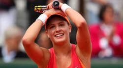 Eugenie Bouchard grimpe au 6e rang du classement