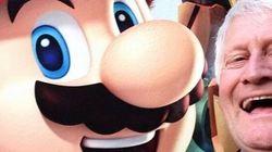 La voix officielle de Mario et Luigi s'amuse sur Instagram