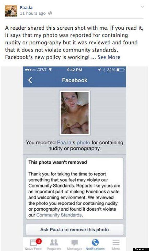 Facebook renonce à interdire les photos d'allaitement après la campagne