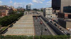Recouvrement de l'autoroute Ville-Marie : à temps pour le 375e