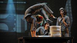 Le Cirque Éloize revisitera un spectacle au Festival de