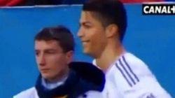 Ramasseur de ballon 1, Cristiano Ronaldo 0: la star du Real Madrid vexée face à