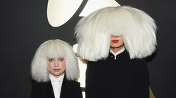 Grammy Awards 2015: le look ébouriffé de Sia
