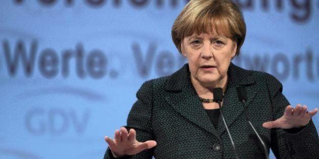 Une rencontre entre Angela Merkel et Stephen Harper aura lieu lundi